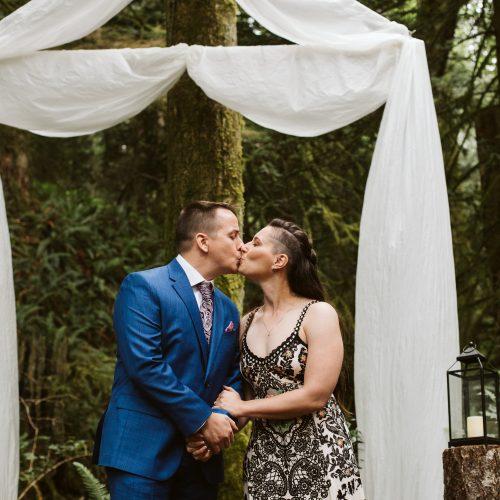 Cedar Haven Ceremony Sea Tree Weddings